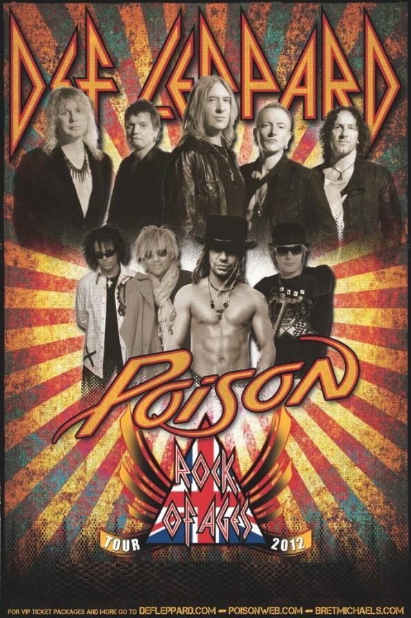 DefLeppard_Poison_First Niagara Pavilion