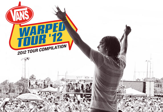 Vans Warped Tour 2012 First Niagara Pavillion