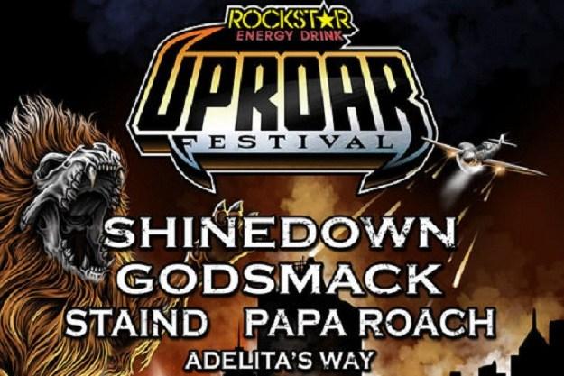 Uproar Festival First Niagara Pavilion