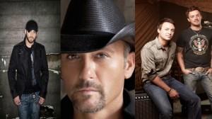 Tim McGraw, Brantley Gilbert & Love and Theft  first niagara pavilion