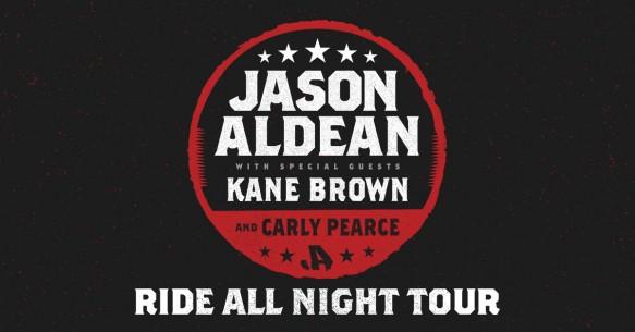 Jason Aldean & Kane Brown « KeyBank Pavilion