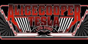 Alice Cooper, Tesla, Lita Ford